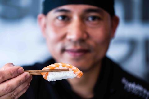 Cocinero de Sushifresh