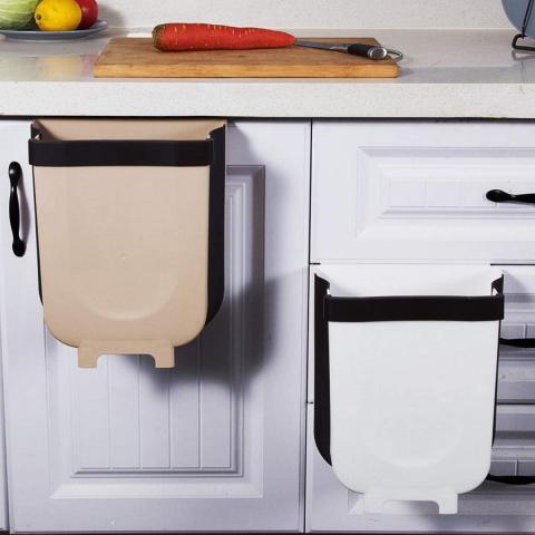 Cubo basura cocina