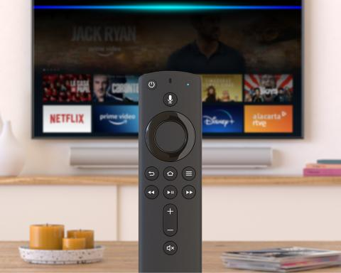 Fire TV Stick de Amazon.