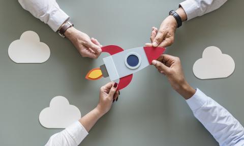 Emprendimiento e innovación, startups