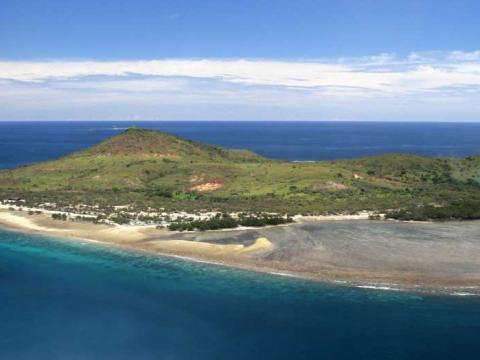 Isla Valiha en Madagascar.