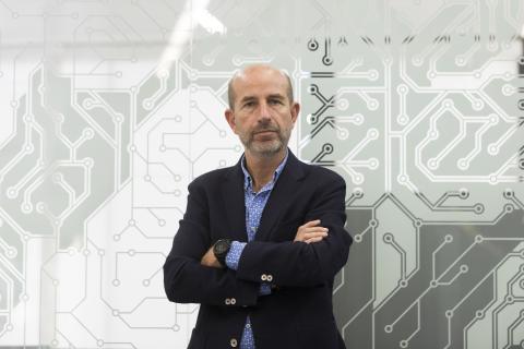 Jaume Sanpera, CEO de Sateliot.