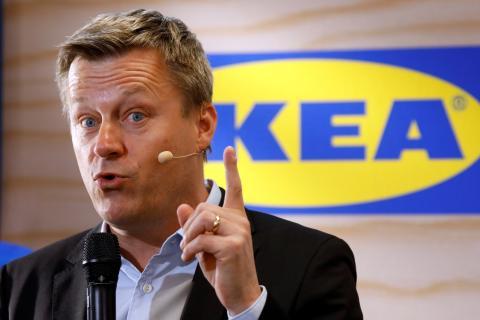 Jesper Brodin, presidente y CEO de Ikea
