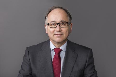 Luis Gallego, consejero delegado de IAG y expresidente de Iberia