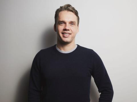 Mathijs Efting, fundador y CEO de Moteefe.