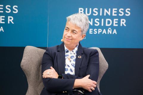 Mercedes Valcárcel, CEO de Fundación Generation Spain.