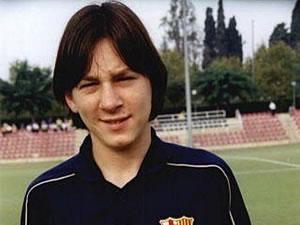 Messi enano