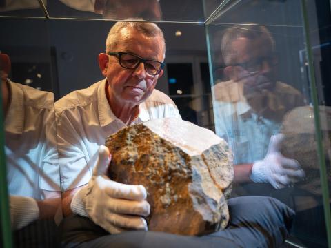 Un meteorito en Alemania