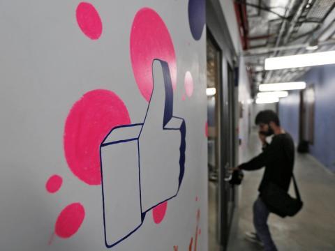 Oficina de Facebook en India