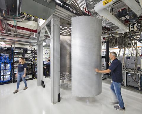 Ordenador cuántico IBM
