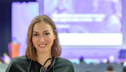 Patricia Draghici, CEO y cofundadora de Startup Campus