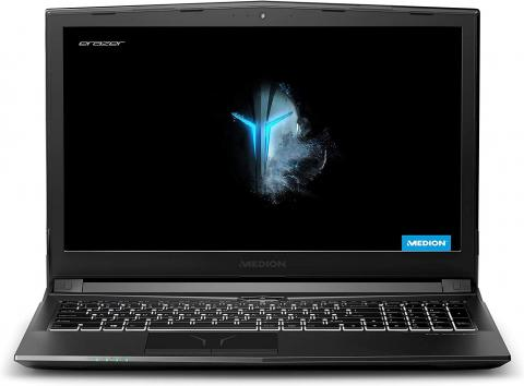 portatil gaming Medion ERAZER P6605