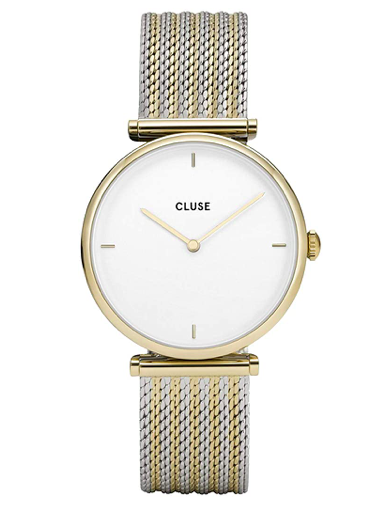Reloj analógico de cuarzo, CLUSE.
