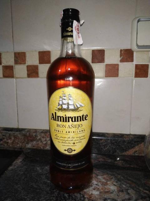Ron almirante Mercadona