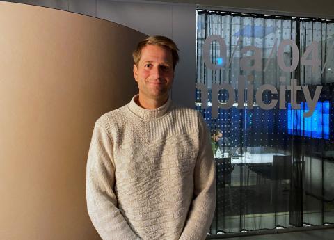 Sebastian Siemiatkowski, CEO de Klarna