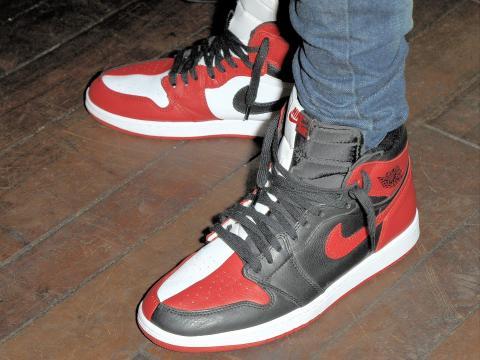 Las zapatillas podrían valer 20.000 dólares