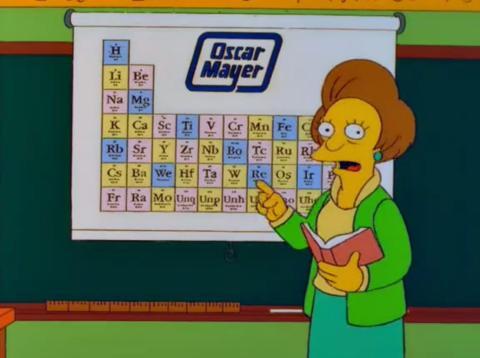 Los Simpson - Edna Krabappel