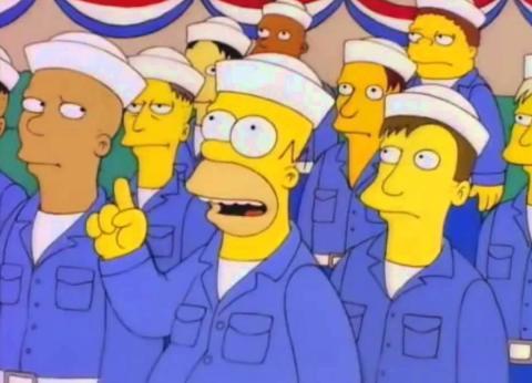 Los Simpson - Nucelar
