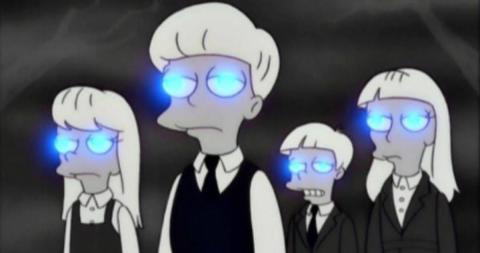 Los Simpson - Sanguinariamiento