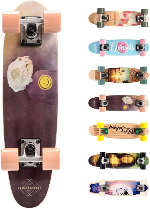 skateboard Meteor