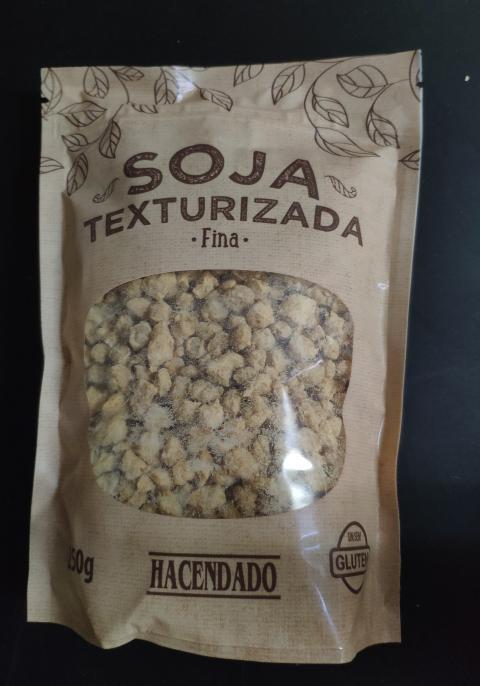 Soja texturizada de Mercadona
