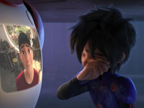 La muerte de Tadashi impactó a Hiro más de lo que le había dejado a sus familiares y amigos.