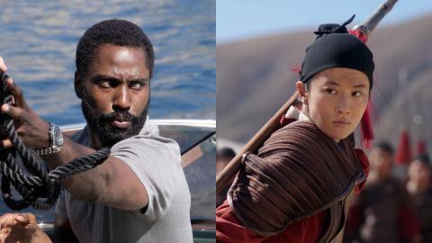 Tenet vs Mulan