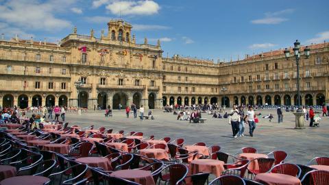 Valladolid y Salamanca mantienen su movilidad pese a las nuevas restricciones