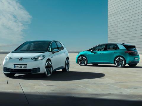 Volkswagen es uno de los inversores de QuantumScape.