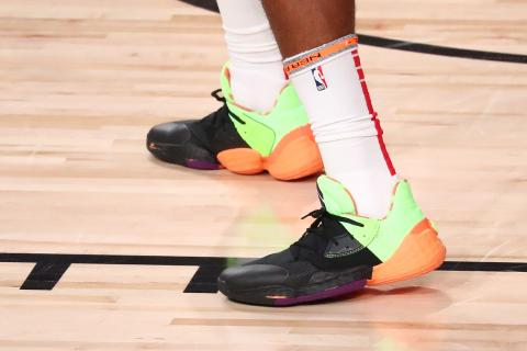Las zapatillas de James Harden