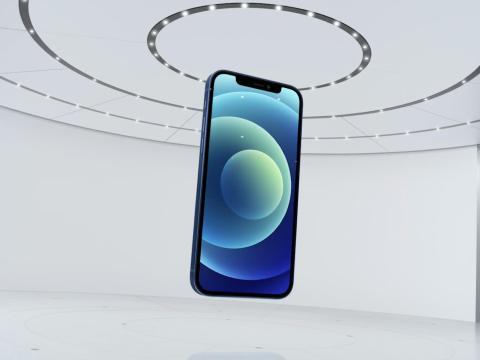 Esta será la primera generación de iPhones 5G.