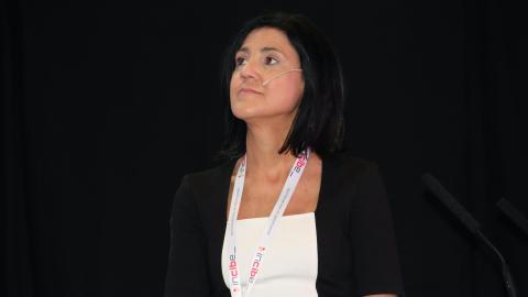 Azucena Hernández, CEO de Eurocybcar.