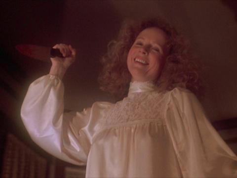 Piper Laurie como Margaret White.