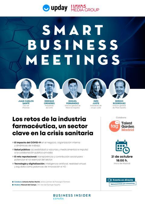 Cartel XI Smart Business Meeting