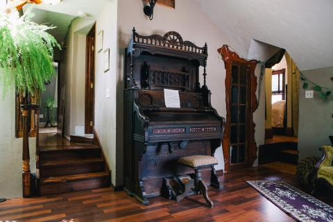 Casa encantada Airbnb