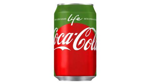Coca-Cola Life.