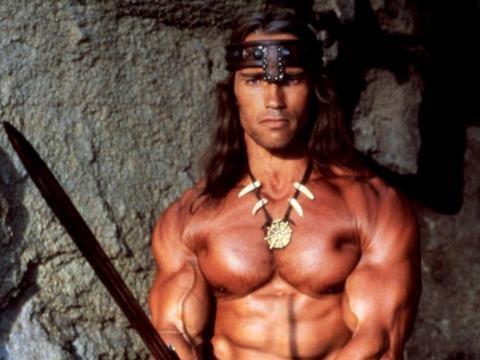 No esperes ver a Arnold.