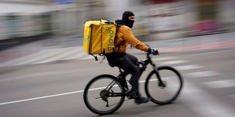 Derechos laborales de los riders de Glovo