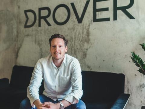 Felix Leuschner, fundador y CEO del servicio de suscripción de coches Drover.