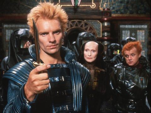Sting protagonizó la película original 'Dune'.