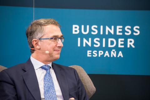 Enrique Ordieres, presidente de Cinfa.