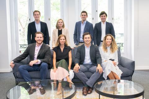 El equipo de Seaya Ventures