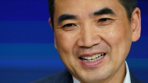 Eric Yuan, CEO de Zoom.