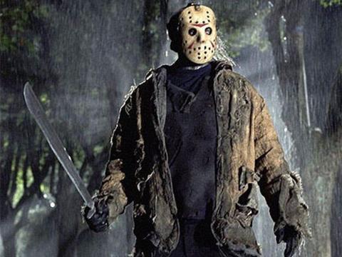 Jason Voorhees en 'Viernes 13'.
