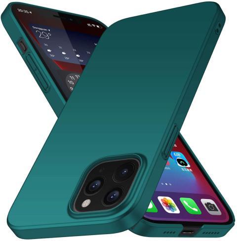 Funda iPhone 12 y 12 Pro ajustada