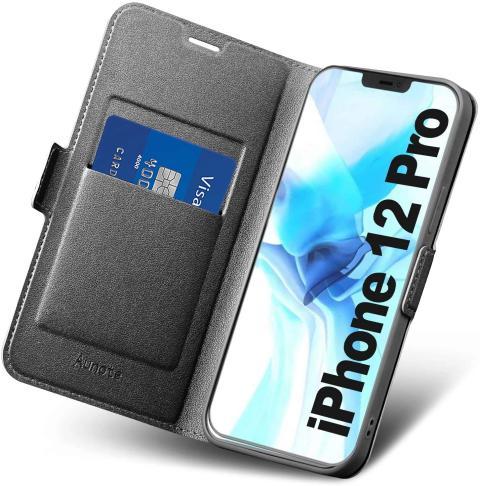 Funda libro iPhone 12 y 12 Pro