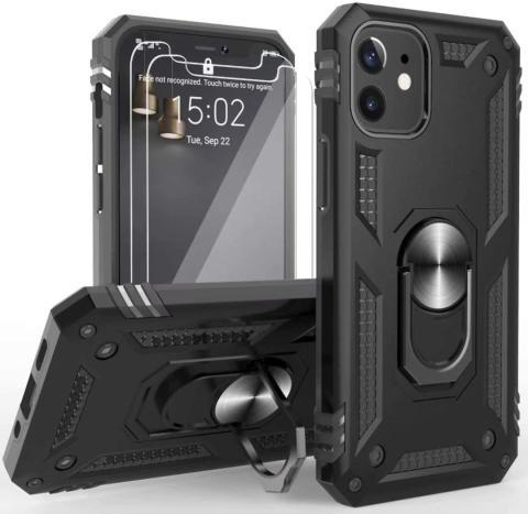 Funda ultraresistente iPhone 12 y 12 Pro