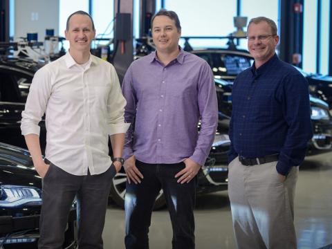 Los fundadores de Aurora han trabajado para Google, Uber y Tesla.