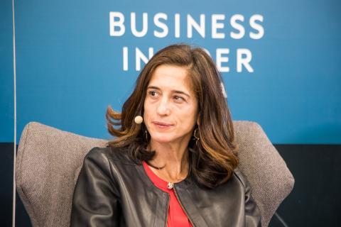 Inés Juste, presidente del Grupo Juste.