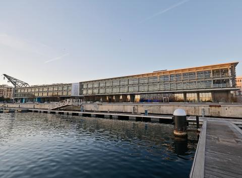 Instalaciones de Lanzadera en Marina de Empresas.